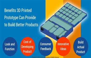 5 Benefits 3D Printed Prototype Can Provide to Build Better Products