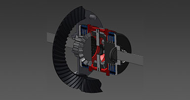 3D Model of Power Transmission