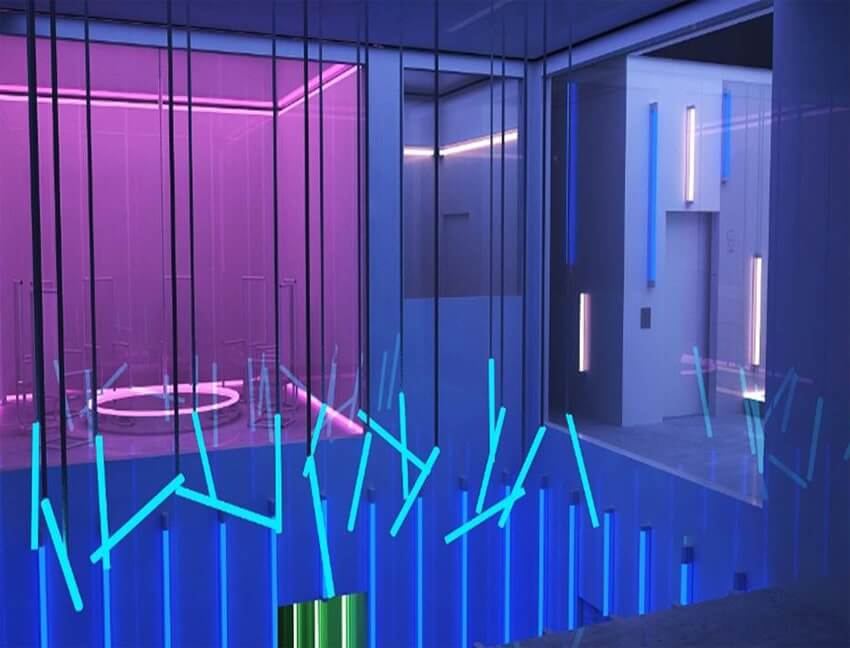 Circle Room – 3D Rendering of a Night Club's Interiors