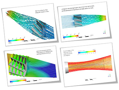 CFD Analysis of Nozzle Flow