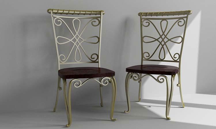 Chair Rendering