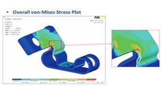 Structural and Vibration Analysis of Bracket Design, USA