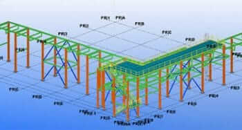 Tekla Steel Detailing of Oil & Gas Structures, Nigeria