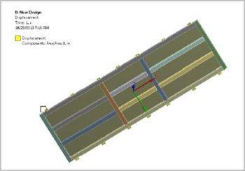 Seismic Qualification of RTO System Base Using Finite Element Analysis, USA