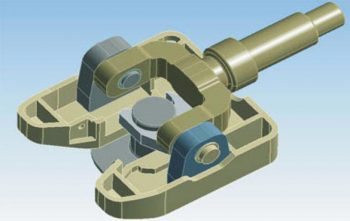 Structural FEA Analysis of Fifth Wheel Assembly for Heavy Transport Engineering, Australia