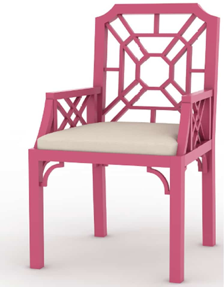 Chair 3 Model View – 3D Models & Isometric Furniture Manufacturing Rendering Sample