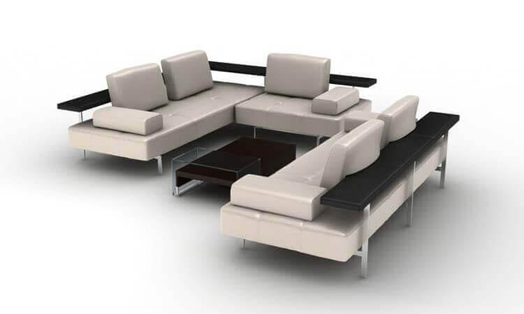 Interior Furniture Rendering