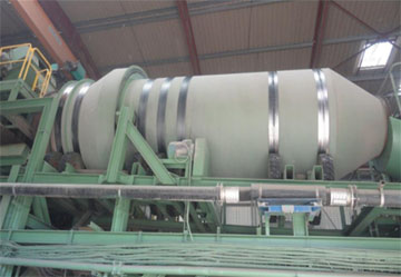 Reverse Engineering of Recycling Plant