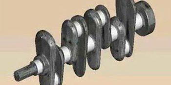Reverse Engineering Crankshaft Design for Automotive Parts Manufacturers & Suppliers, USA