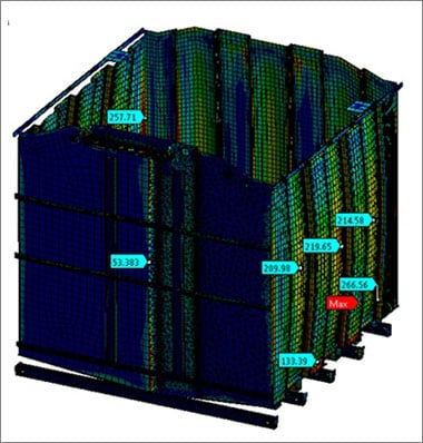 Storage Tank Structural Analysis