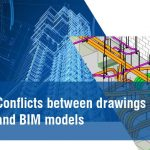 Conflicts between Drawings and BIM Models; Contractor's Plight