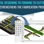 Sheet Metal Designing to Forming to Cutting floor, BIM Strengthens the Fabrication Process