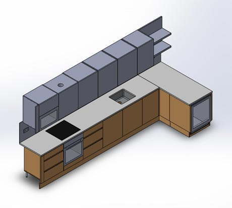 Design Automation for Metal and Wood Furniture Manufacturer