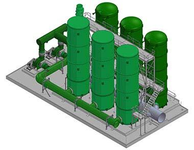 Industrial Process Equipment