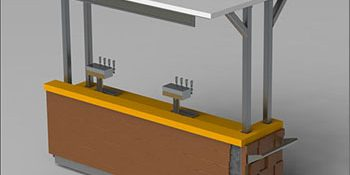 Retail Store Furniture Design for Manufacturability (DFM) Support, Europe