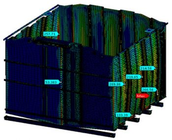 Storage Tank Structural Analysis for Design Testing and Validation, New Zealand