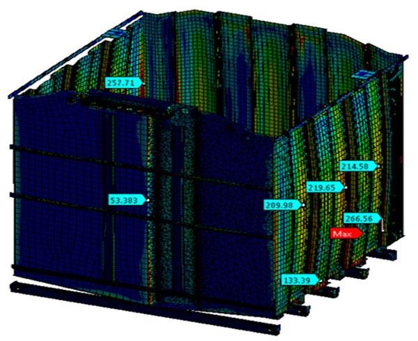 Storage Tank Structural Analysis for Design