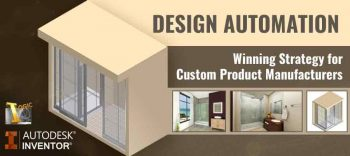 Design Automation; Winning Strategy for Custom Product Manufacturers