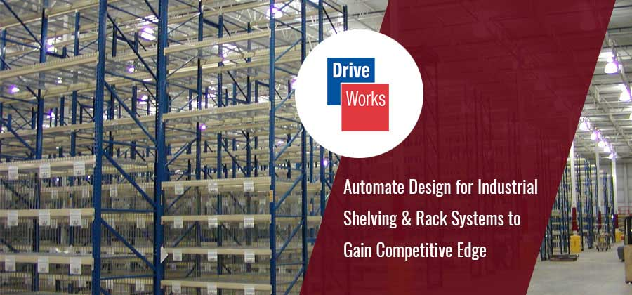 Industrial Shelving Design