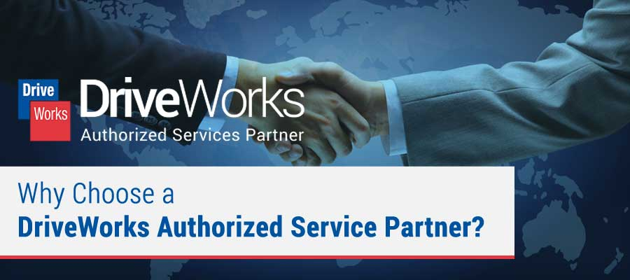 DriveWorks Authorized Service Partner