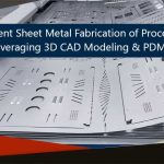Efficient Sheet Metal Fabrication of Processing Equipments by Leveraging 3D CAD Modeling & PDM Plugins