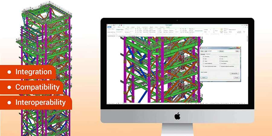Tekla Detailing Is the Right Choice for Construction