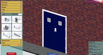 Design Automation for Hollow Metal Doors & Frames Manufacturer, USA