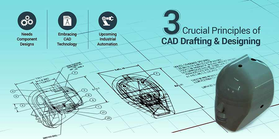 cad drafting and designing