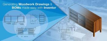 How Autodesk Inventor Helps In Woodwork Designs