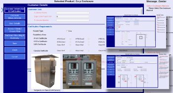 Recreated Error-Free DriveWorks Configurator for Explosion Protection Panel Manufacturer, UK
