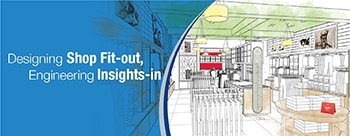 How CAD Shop Drawings Address Engineering Behind Shopfitting