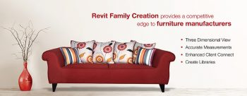 Benefits of Revit Family Creation in 3D BIM for Furniture Manufacturers