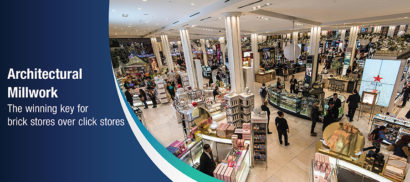 Architectural Millwork Drafting Saves the fall of Physical Retail Stores