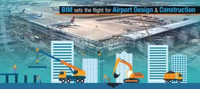6 Ways BIM Streamlines Airport Design and Construction