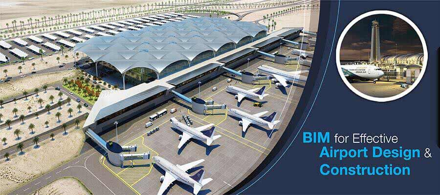 Why is BIM a Proven Solution for Airport Construction? [Infographic]