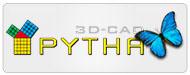 PYTHA 3D-CAD Logo