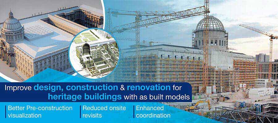BIM for Heritage Buildings