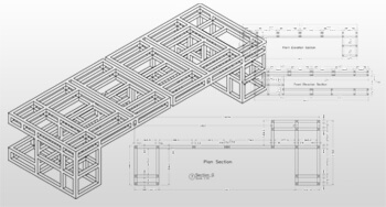 Architectural Millwork Designer Saves Cost with Offshore CAD Drafting