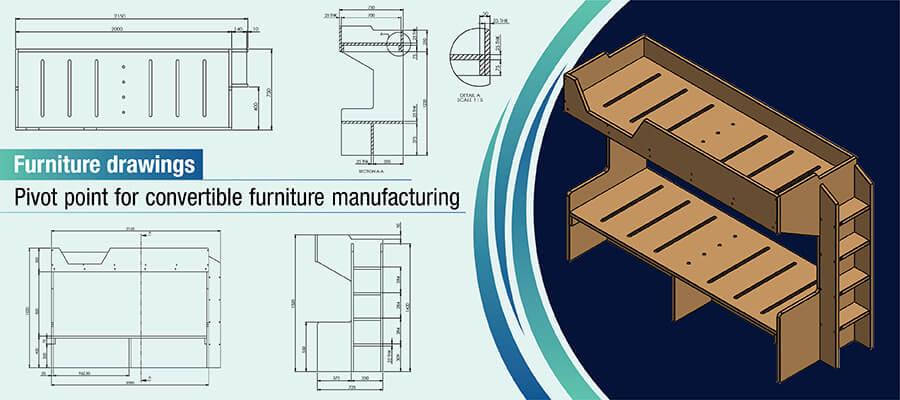 Furniture Shop Drawings