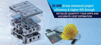 Advantages of 5D BIM to Cost Managers