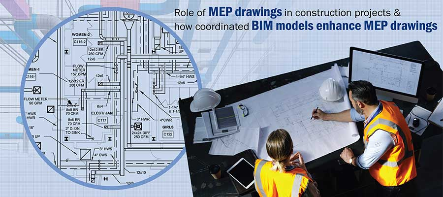 Your Guide to Enhancing MEP Drawings and Detailing using BIM